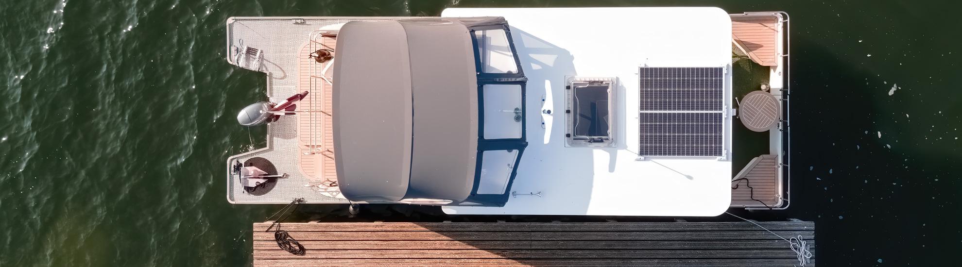 Topview comfort-raft